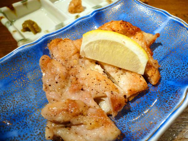 鶏肉のあまじお焼き(L・M)