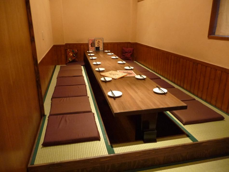 個室お座敷席