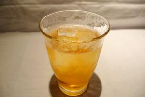 りんご酢サワー